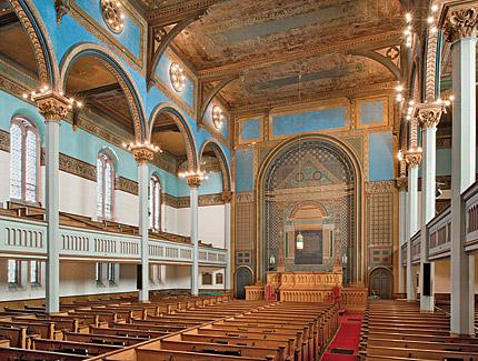 Newport Congregational Church - 1857
