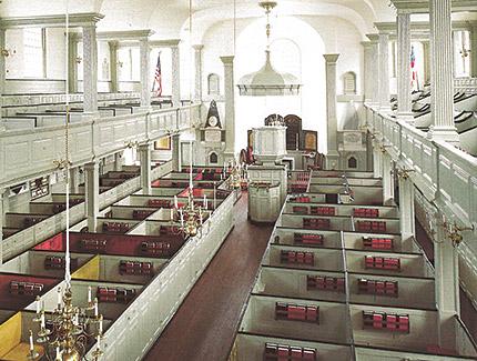Trinity Episcopal Church - 1726