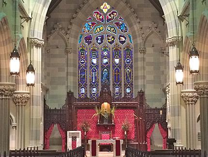 St. Mary's Catholic Church - 1847